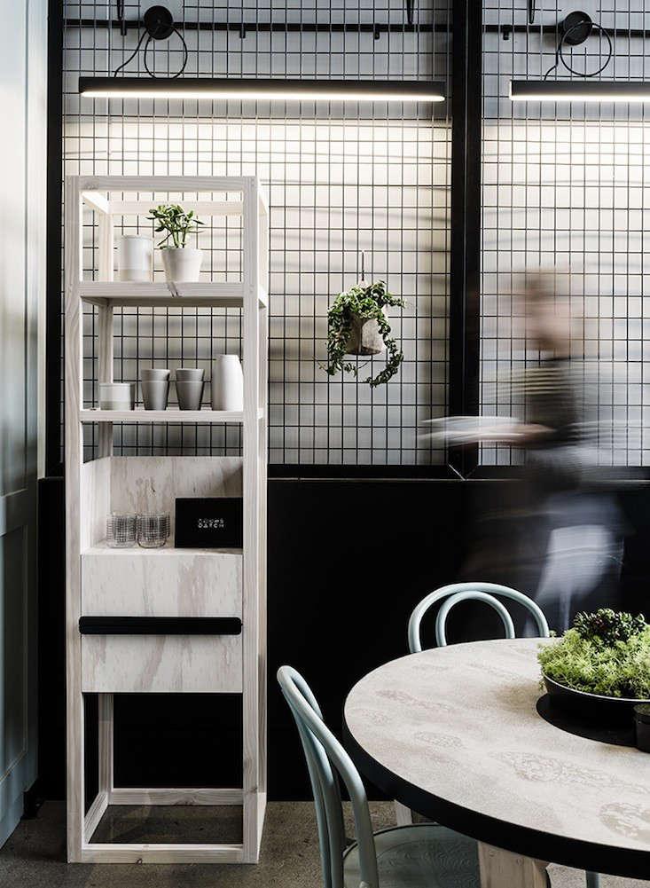 Patch Cafe A Playful CustomBuilt Restaurant in Melbourne portrait 6