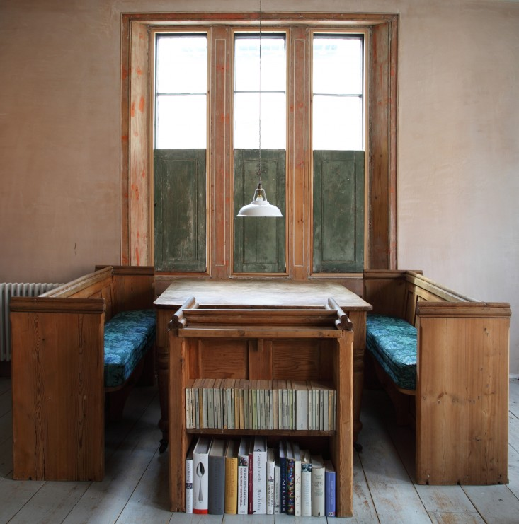 Out with the New Reinventing the Past in a London Remodel portrait 4