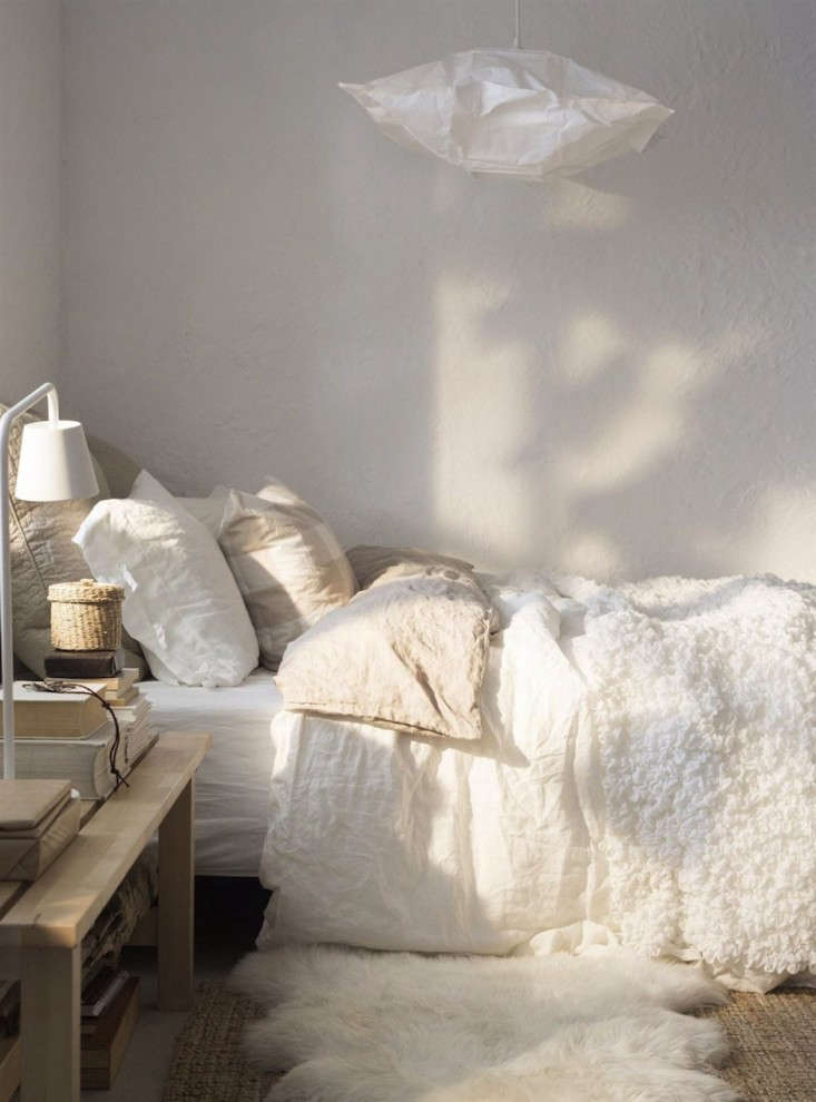 Paula Eklund Bedroom on Ikea Family Live Magazine