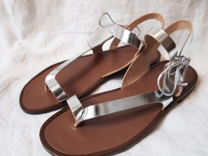 Editors Picks 10 Metallic Sandals for Spring portrait 3
