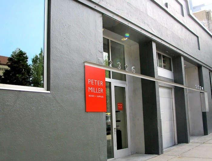 Peter Miller Books Exterior