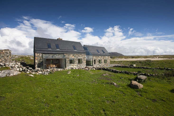 Peter legge connemara galway stone cottages gardenista