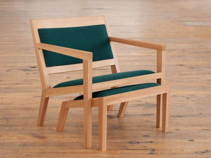Phloem Studio Max Chair in Green
