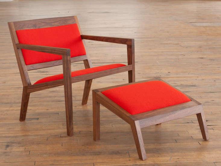 Phloem Studio Max Chair in Red