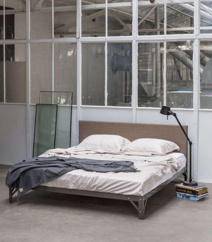 The New Metallics Beds by Piet Hein Eek portrait 7