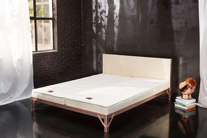 The New Metallics Beds by Piet Hein Eek portrait 4