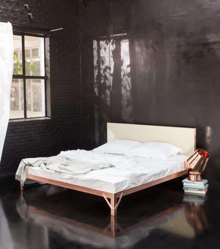 The New Metallics Beds by Piet Hein Eek portrait 3