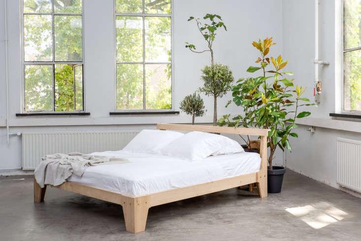 The New Metallics Beds by Piet Hein Eek portrait 5