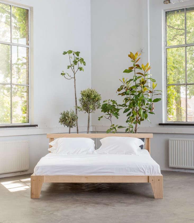 The New Metallics Beds by Piet Hein Eek portrait 6