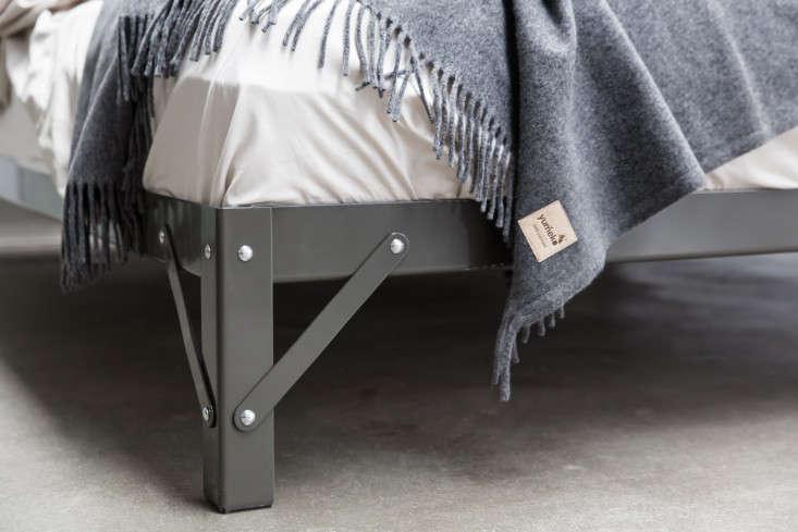 The New Metallics Beds by Piet Hein Eek portrait 8