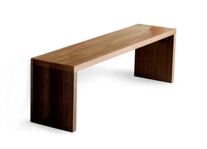 Plank Dining Bench Gus Modern
