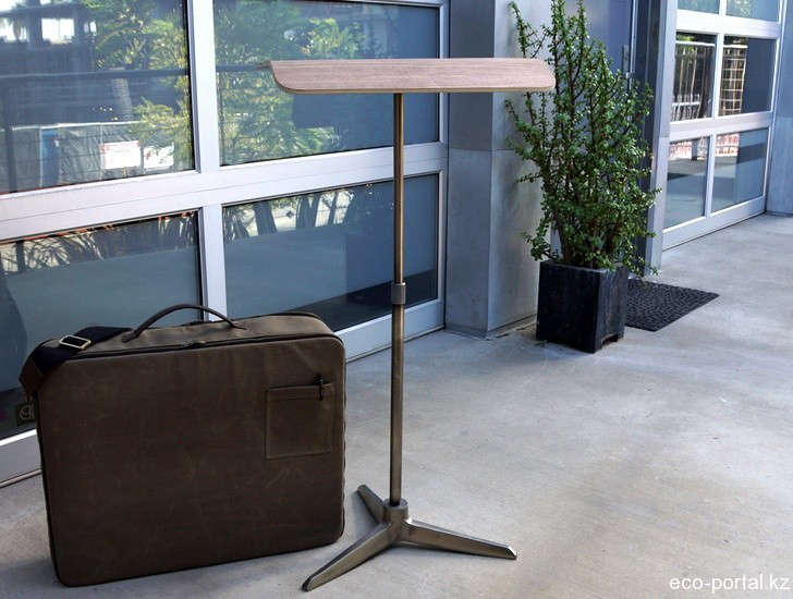 HighLow Portable Laptop Stand portrait 3