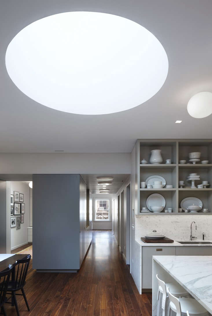 The Architect Is In A Skylight Like a Moon in Tribeca portrait 4