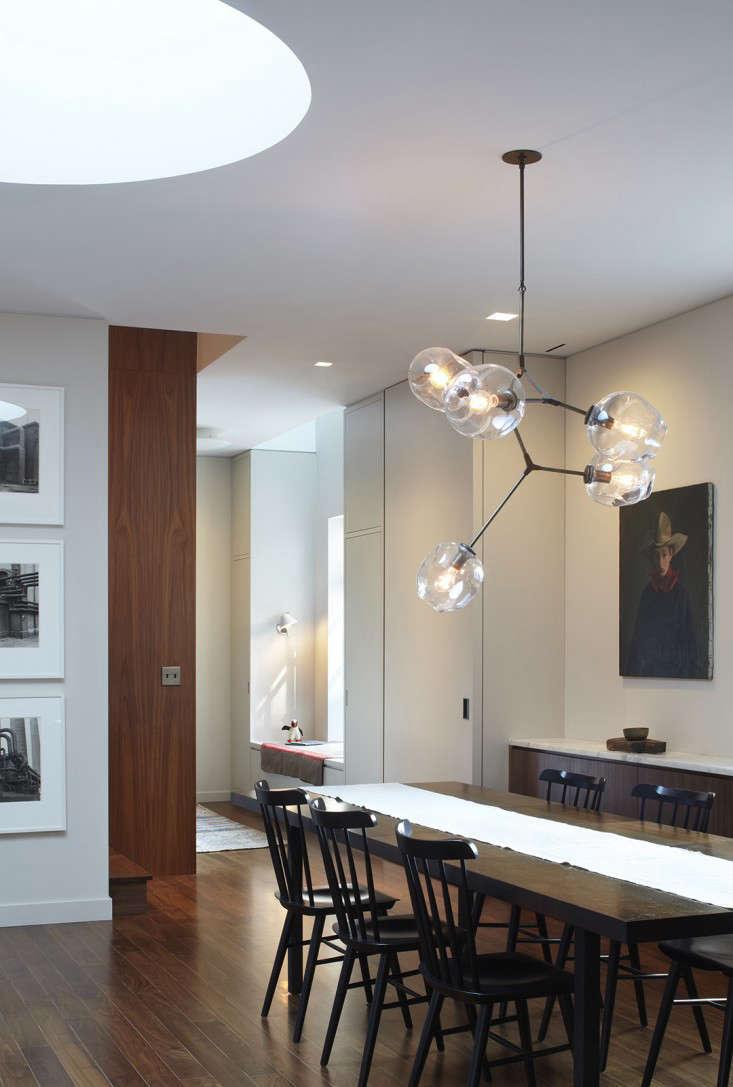 The Architect Is In A Skylight Like a Moon in Tribeca portrait 9
