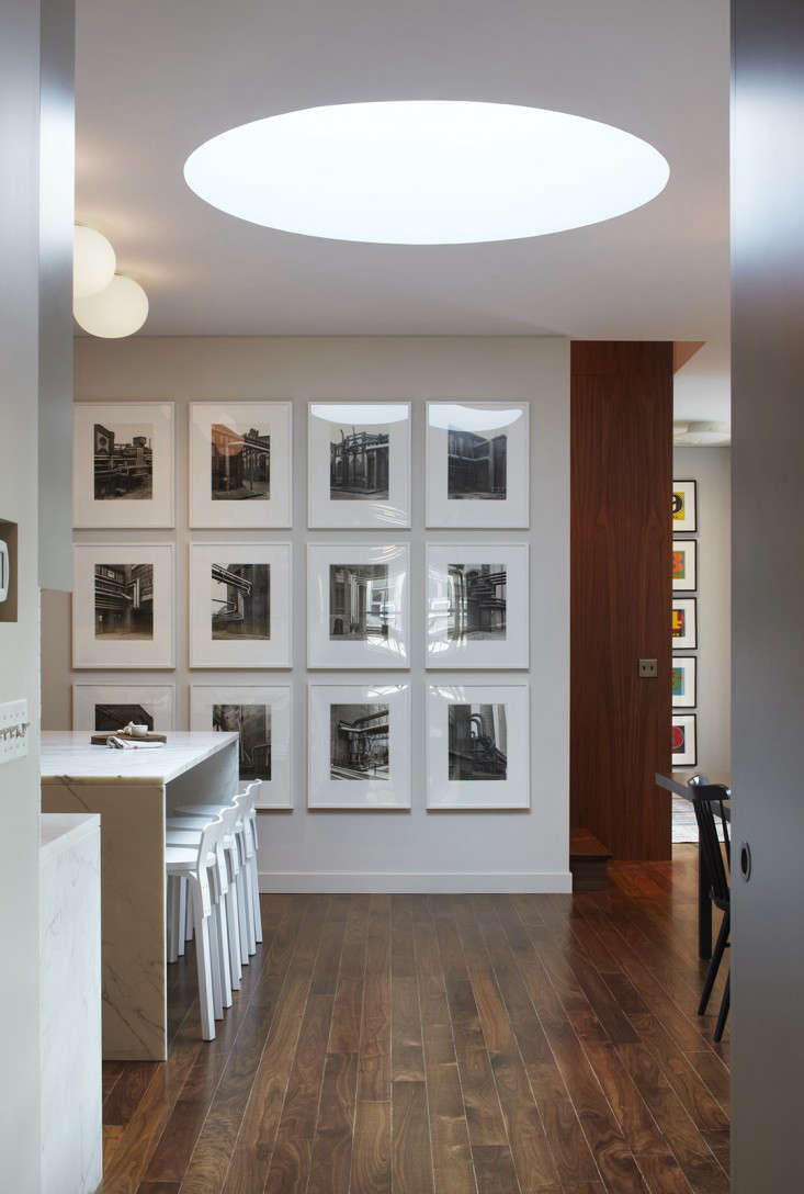 The Architect Is In A Skylight Like a Moon in Tribeca portrait 8