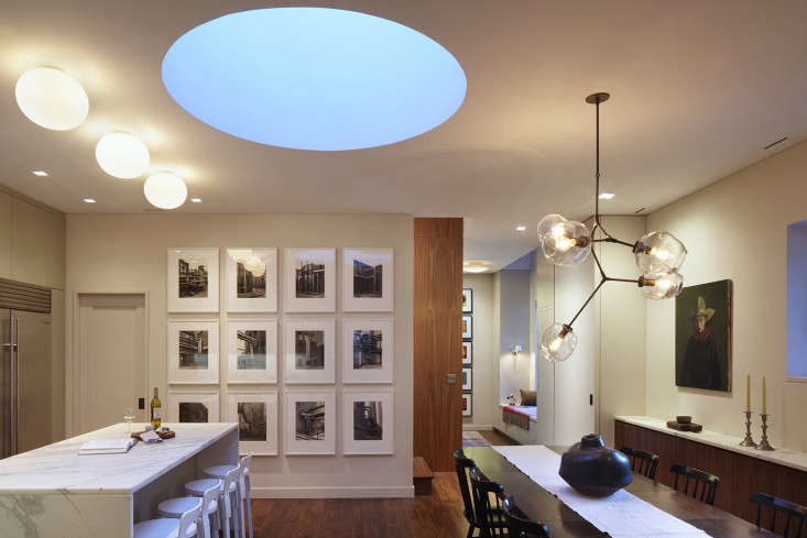 The Architect Is In A Skylight Like a Moon in Tribeca portrait 7