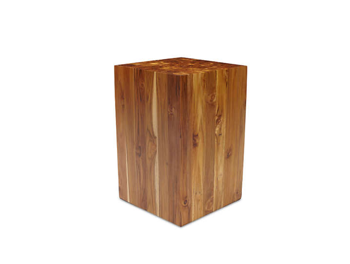 10 Easy Pieces Solid Block Side Tables portrait 6