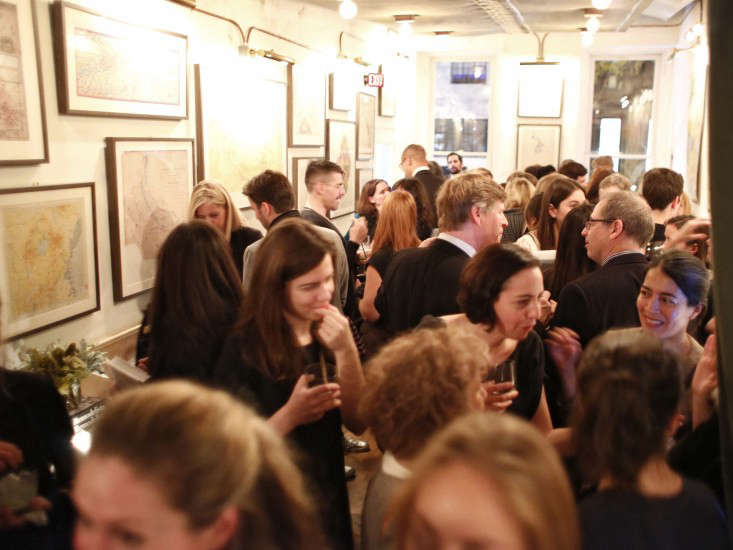 a glimpse of our launch party this past week at the east pole innyc, the new  9