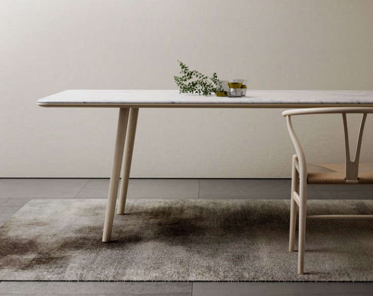 10 Easy Pieces MarbleTop Dining Tables portrait 5
