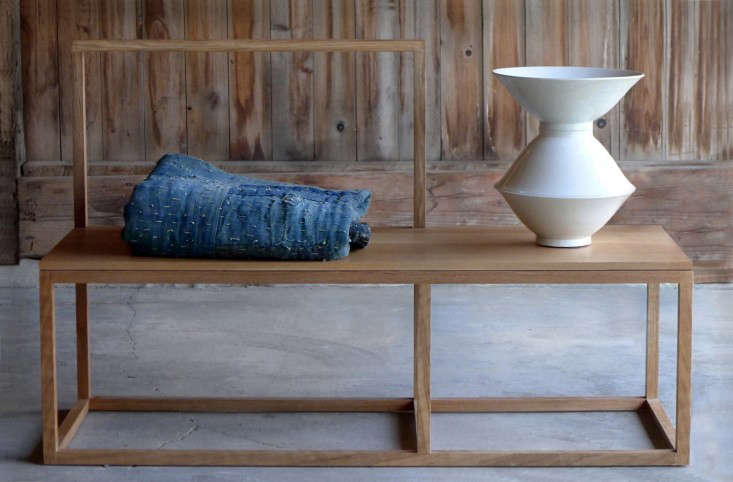 10 Easy Pieces Modern Wooden Benches with Backs portrait 6