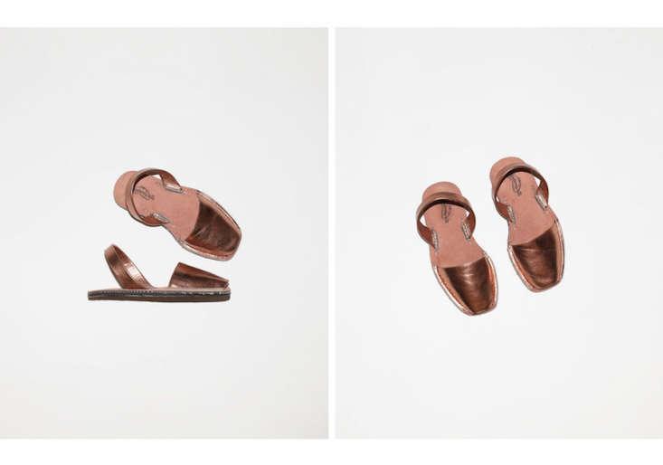 Editors Picks 10 Metallic Sandals for Spring portrait 4