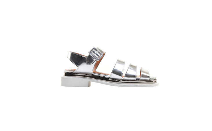 Editors Picks 10 Metallic Sandals for Spring portrait 5