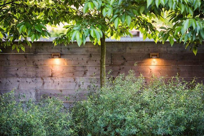 Royal Botania LogWall Lights Gardenista