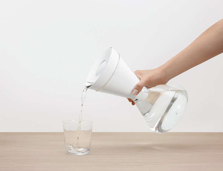 Drink Up A GoodLooking Water Filter for Fridge and Table portrait 6
