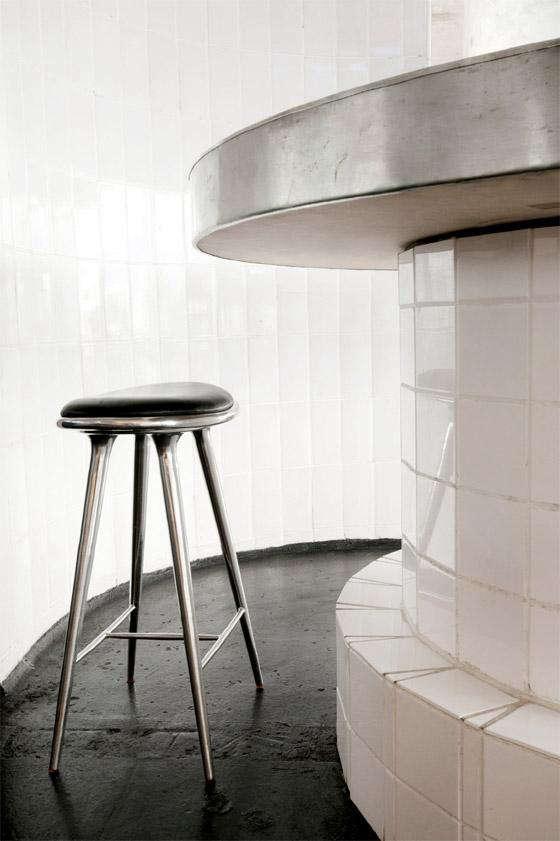 SPACE Fiskebaren stool