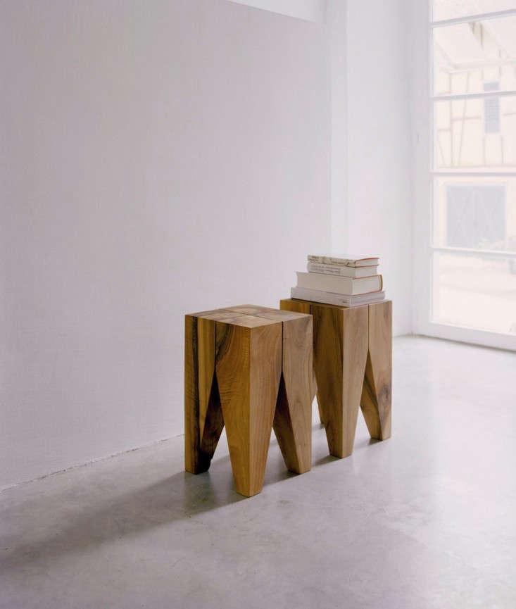 10 Easy Pieces Solid Block Side Tables portrait 3