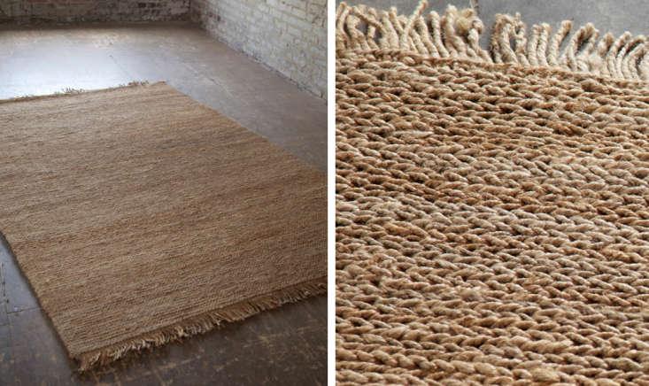 Sahara Weave Rug Hemp