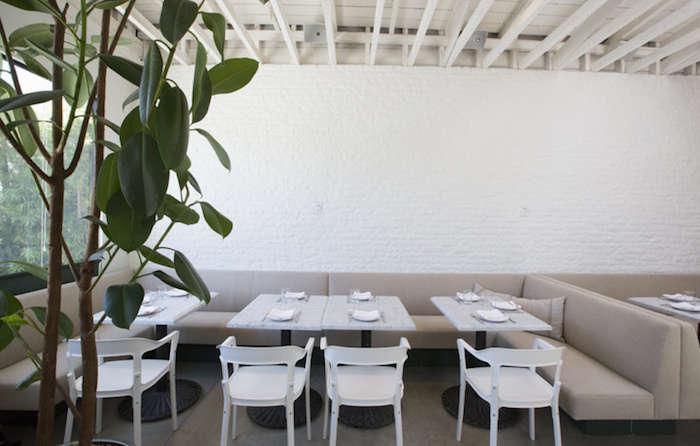 Salt Air A Whitewashed Restaurant in Venice Beach portrait 5