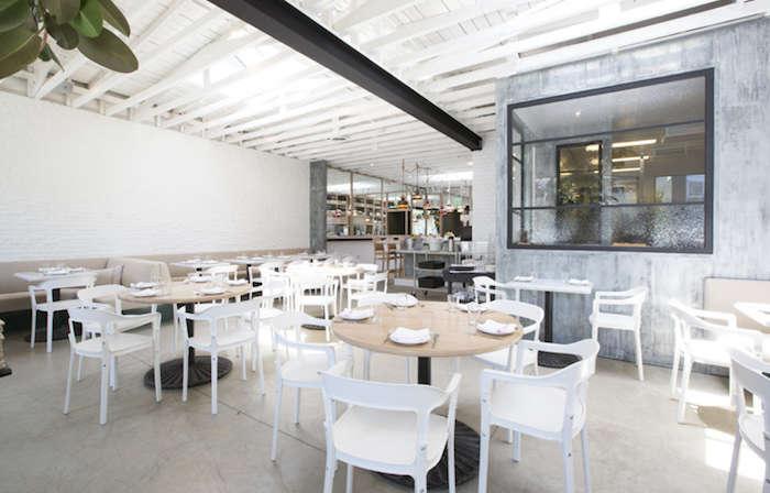 Salt Air A Whitewashed Restaurant in Venice Beach portrait 4