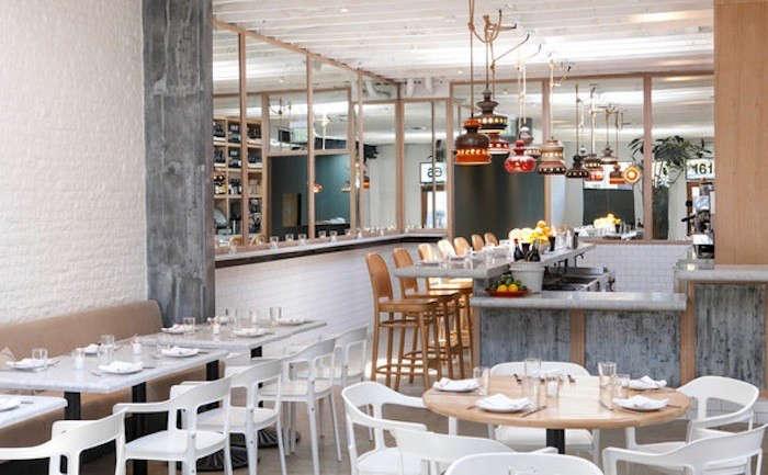 Salt Air A Whitewashed Restaurant in Venice Beach portrait 6