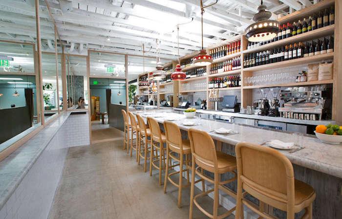 Salt Air A Whitewashed Restaurant in Venice Beach portrait 7
