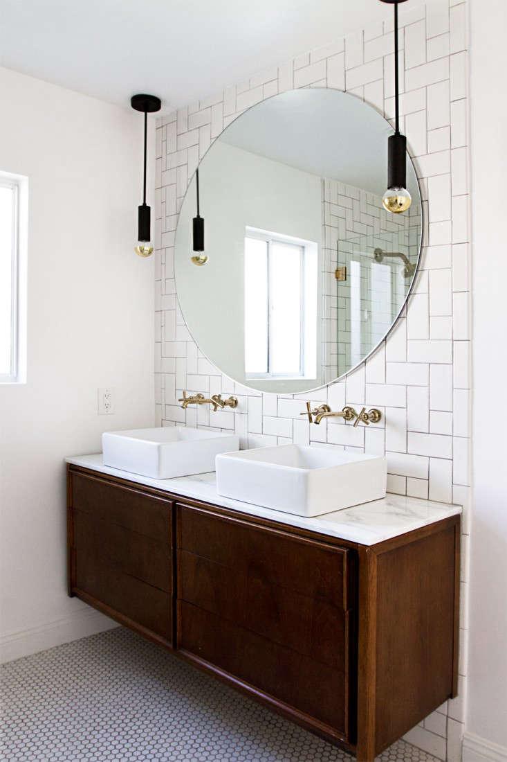 Sarah Sherman Samuel Smitten Studio bathroom remodel Remodelista 2