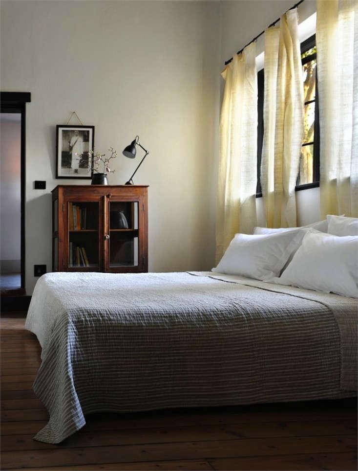 Satyagraha House linen curtains