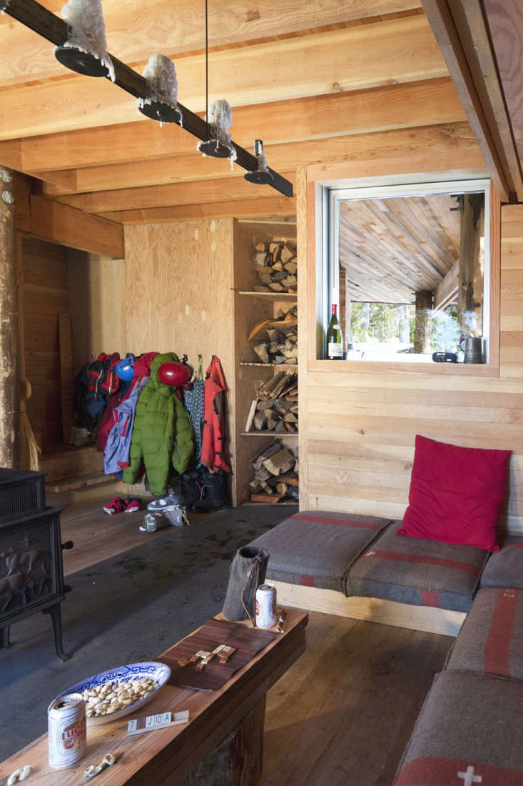 An OfftheGrid Cabin in Vancouver Candlelight Included portrait 5