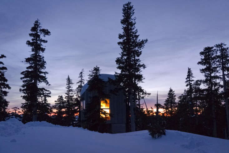 An OfftheGrid Cabin in Vancouver Candlelight Included portrait 11