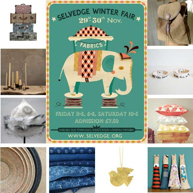 London Market Join Us at the Selvedge Winter Fair portrait 3