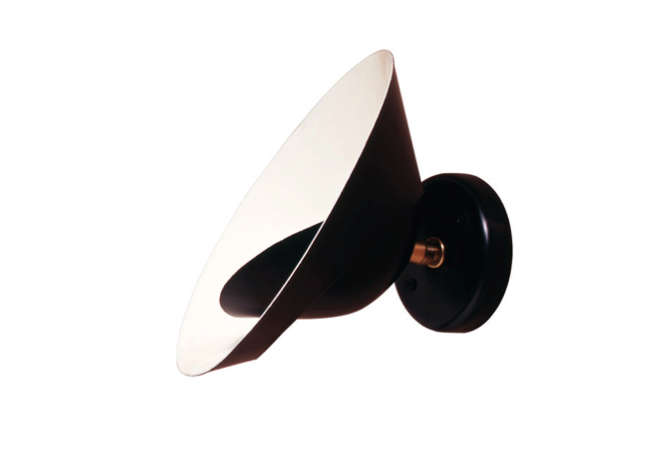 Serge Mouille Style Wall Lamp