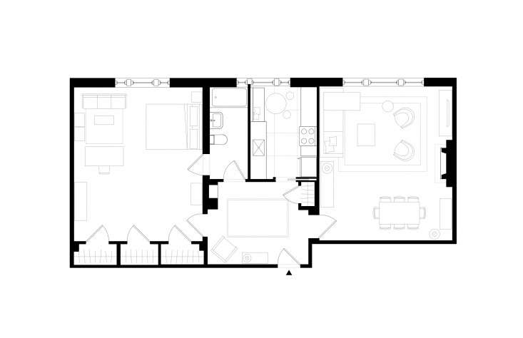 The Architect Is In Reviving a Family Flat on Riverside Drive portrait 12