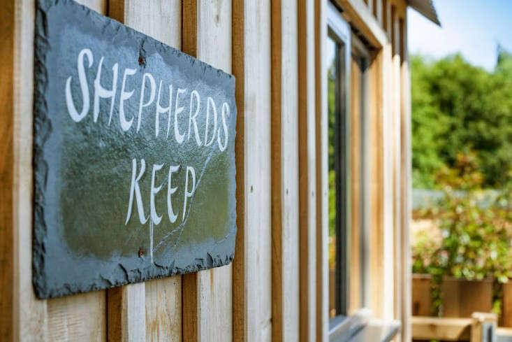 UK Getaway The Shepherds Hut for Two portrait 10