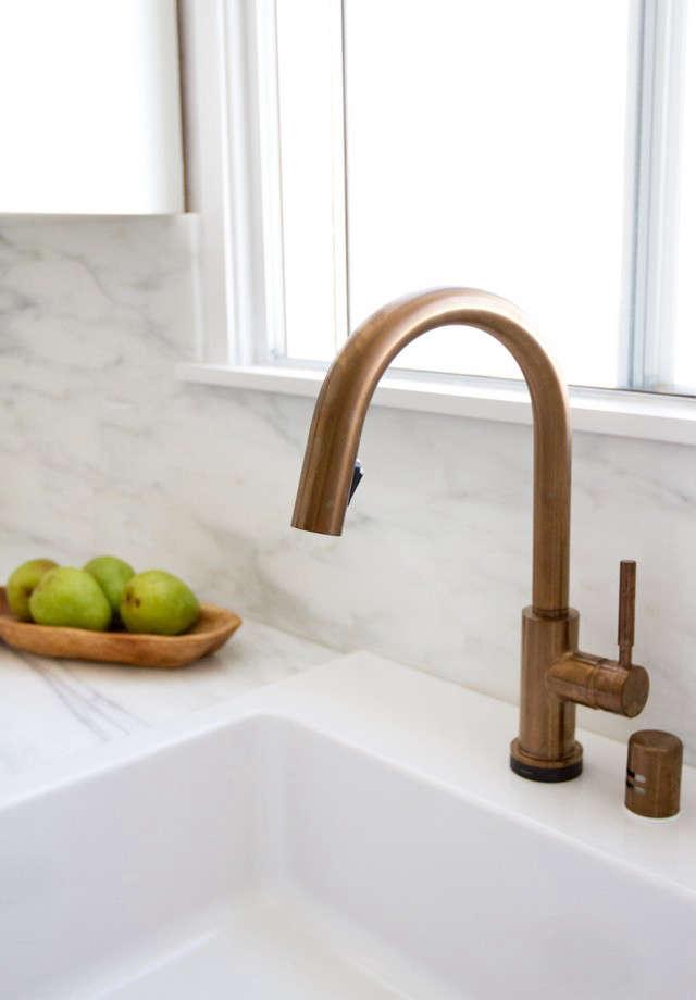 Smitten Studio kitchen remodel Brizo faucet Remodelista