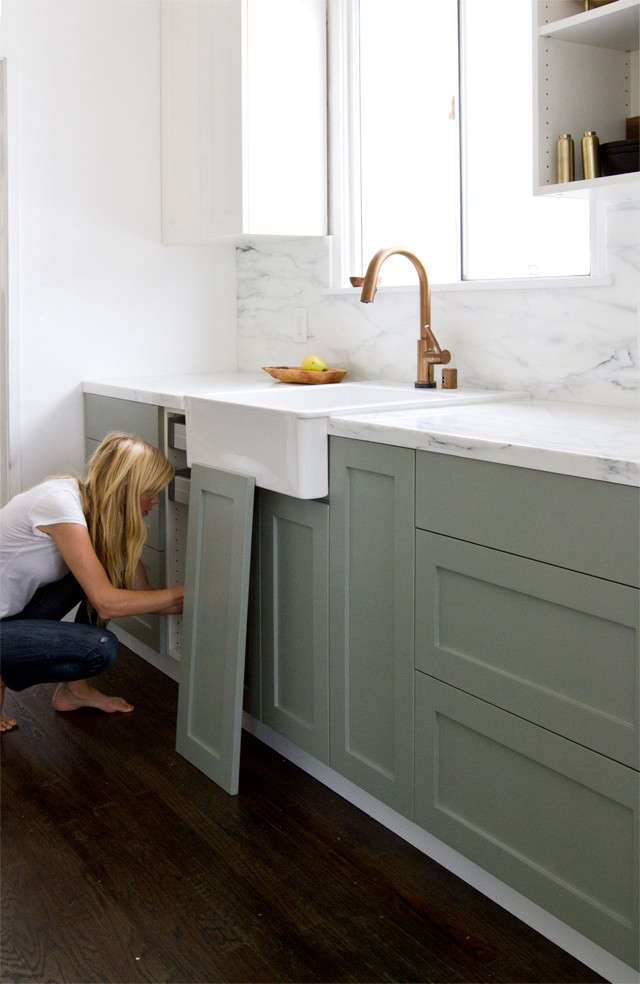 Tips On Painting Your Kitchen Cabinets, Can You Paint Kitchen Cupboard Doors