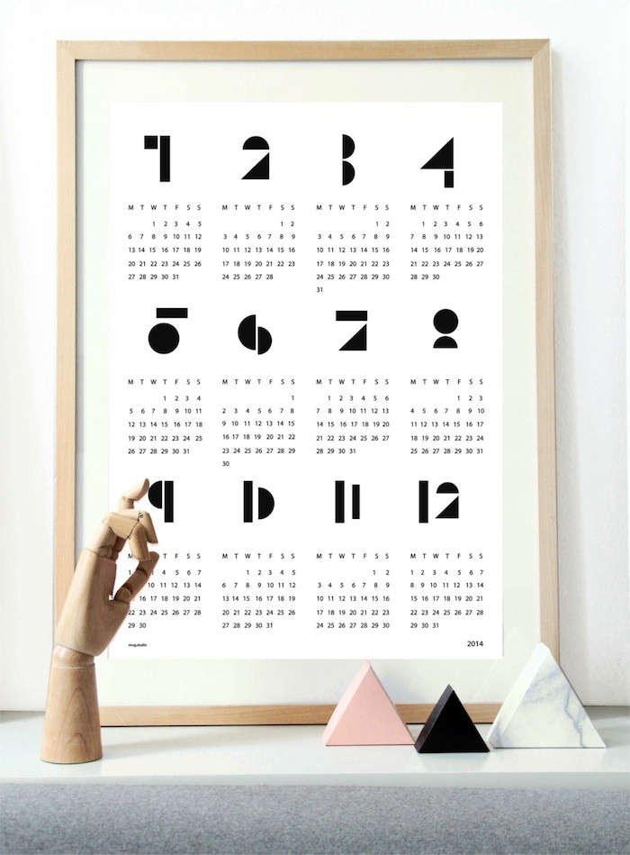 5 Favorites 2014 Wall Calendars  portrait 8