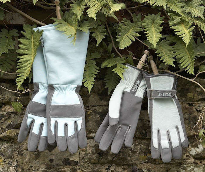 Practical, yes, but always welcome–a new pair of gloves. Janet presents Easy Pieces: Garden Glovesand the perfect companion gift,Garden Tools For Women, By Women, No Pink Included.