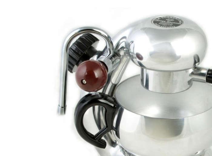 Sorrentina Stovetop Espresso Maker 03