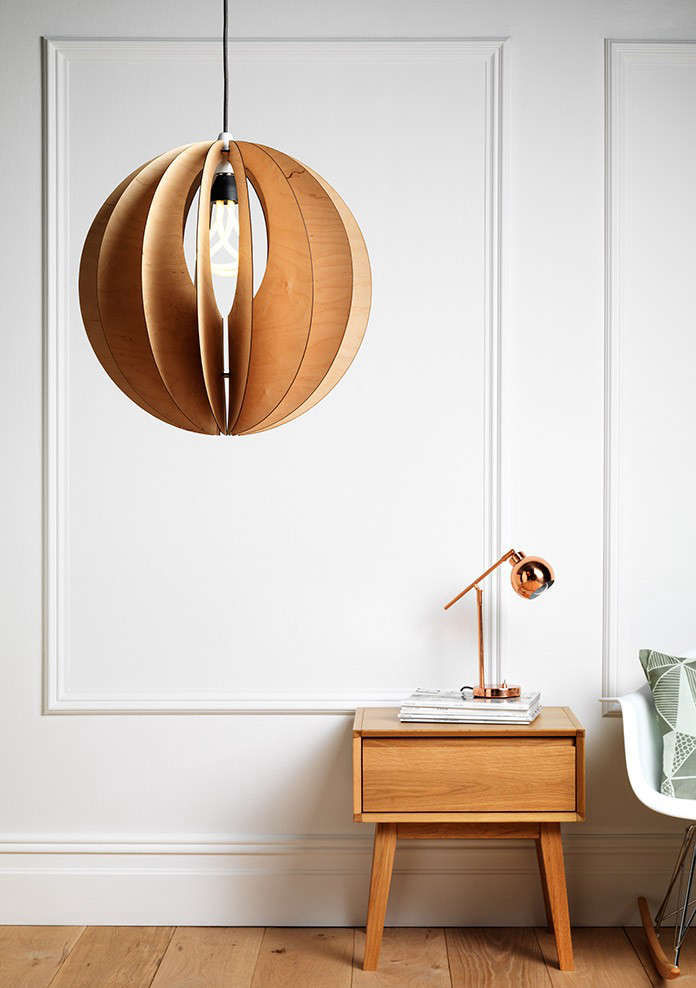 Naked No More Lampshades for Plumen Bulbs  portrait 5