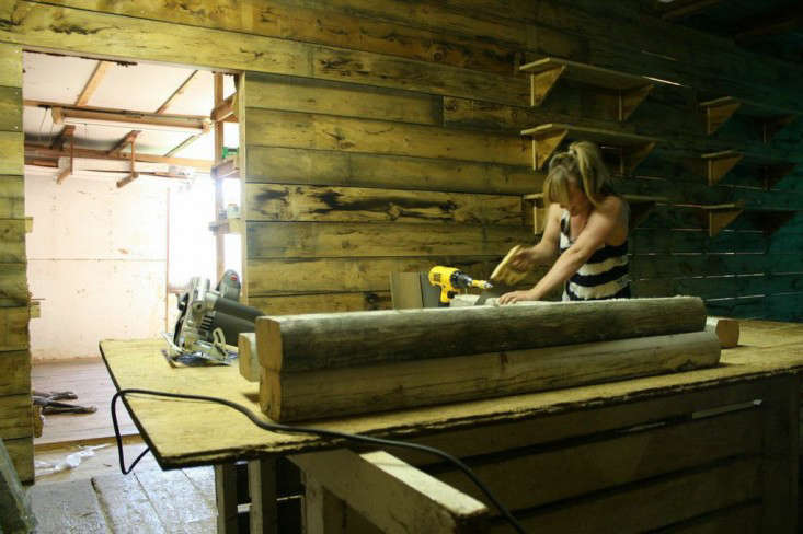 Spruceton-Inn-Catskills-NY-furniture-in-progress-Remodelista